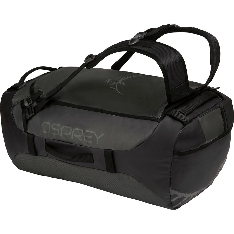 b25b25fec0 Osprey Packs - Transporter 65L Duffel - Black