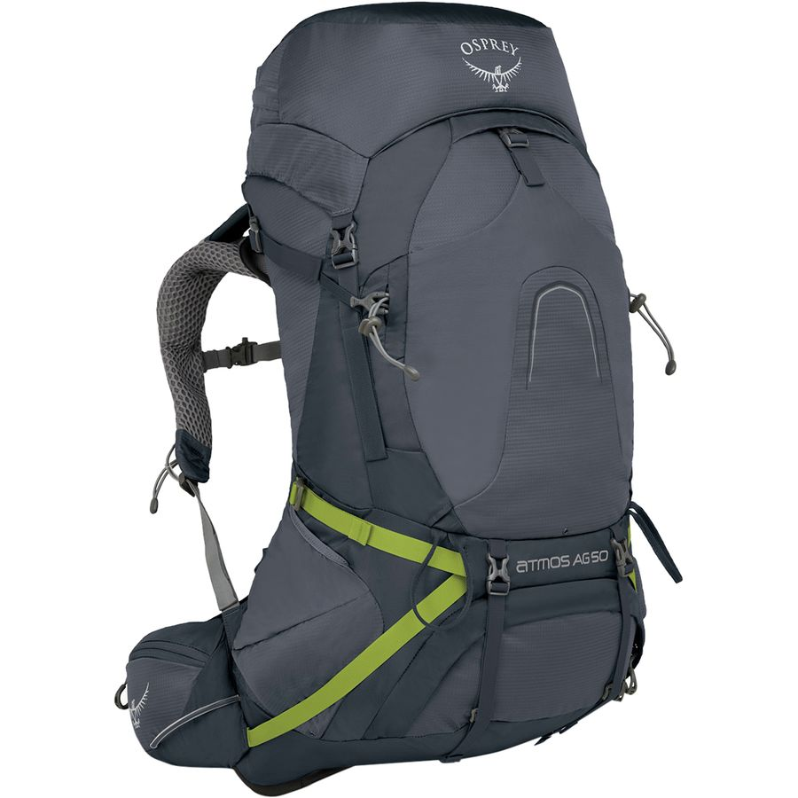 Osprey Packs Atmos Ag 50l Backpack Abyss Grey