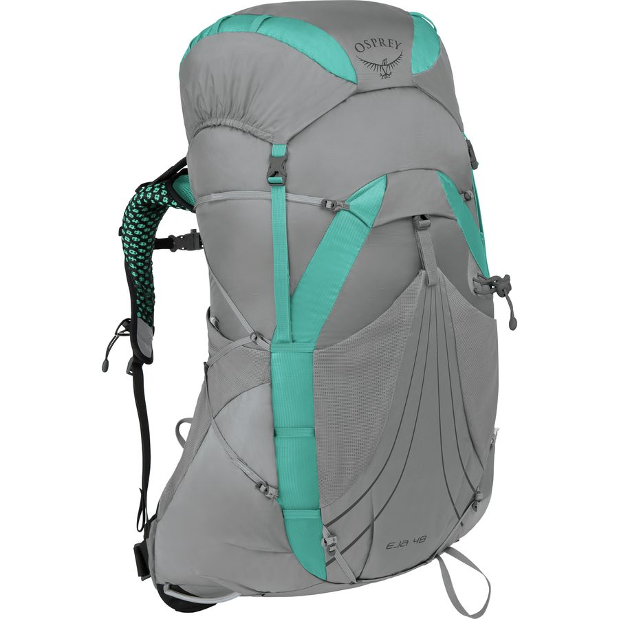 03f037c16054 Osprey Packs - Eja 48L Backpack - Women s - Moonglade Grey