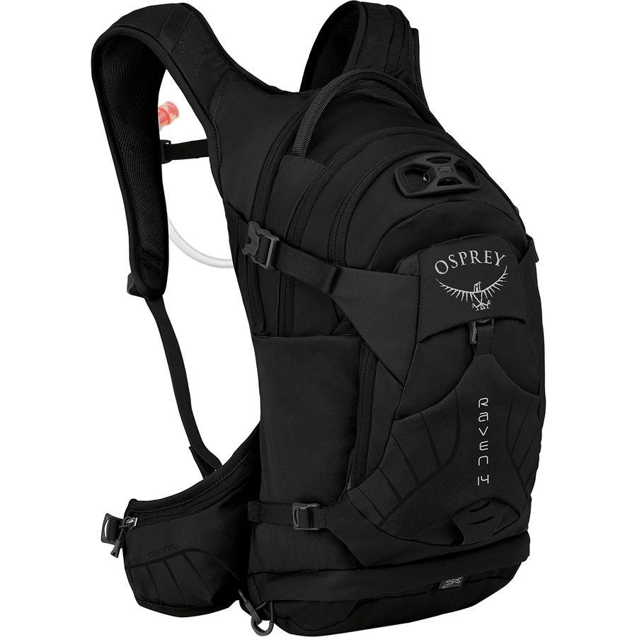 Osprey Packs - Raven 14L Backpack - Women s - Black 5d1b9a1896