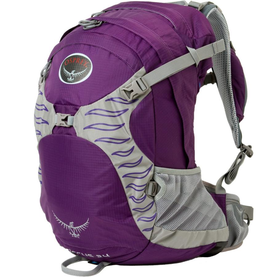 Osprey Packs Sirrus 24 Backpack - 1400-1600cu in - Women s ... 0a47f6ce47502