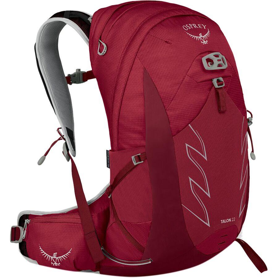 Osprey Packs - Talon 22L Backpack - Cosmic Red