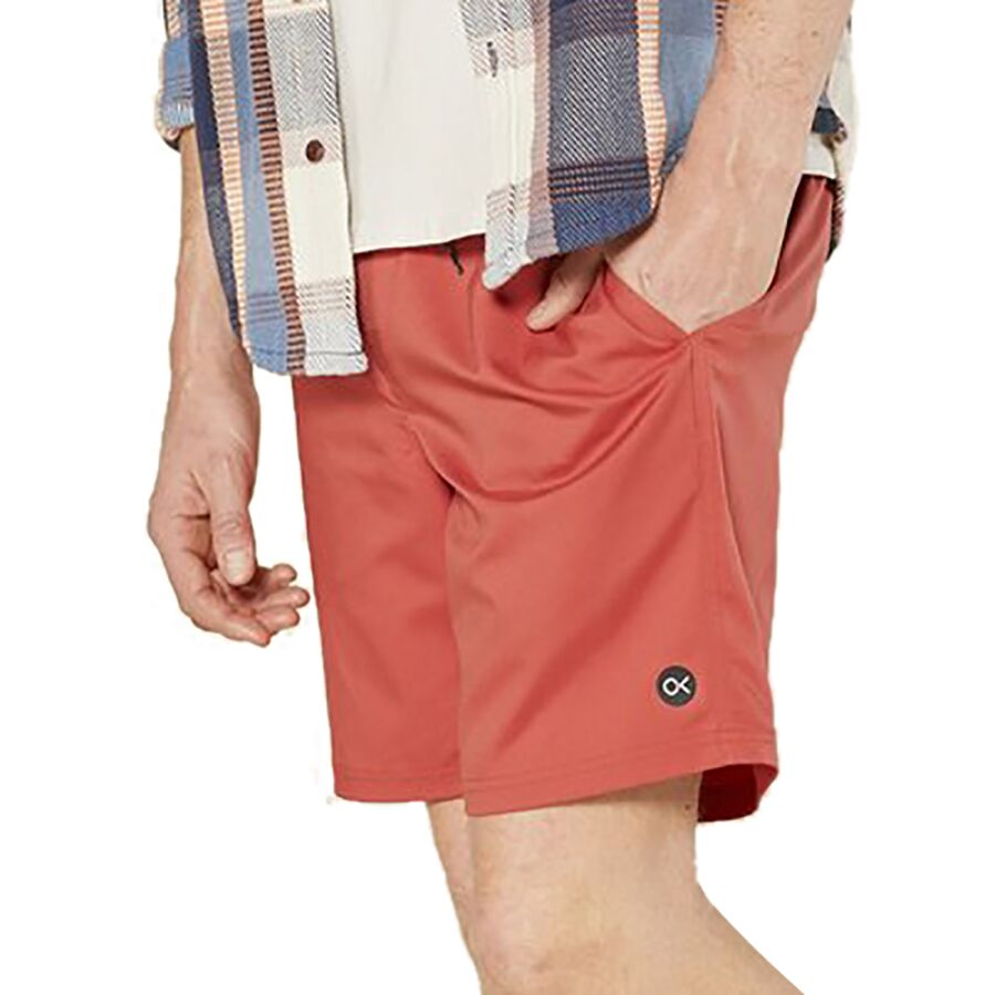 Outerknown Nomadic Volley Swim Trunk - Mens