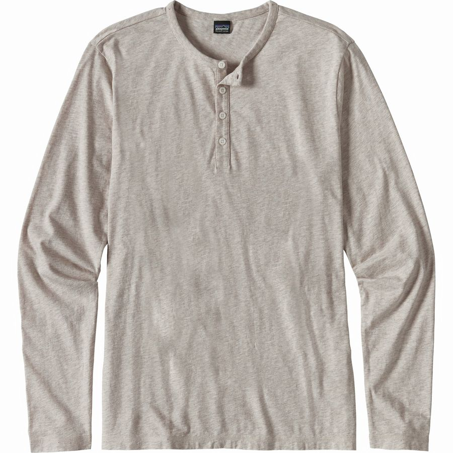Patagonia Daily Henley Shirt - Mens