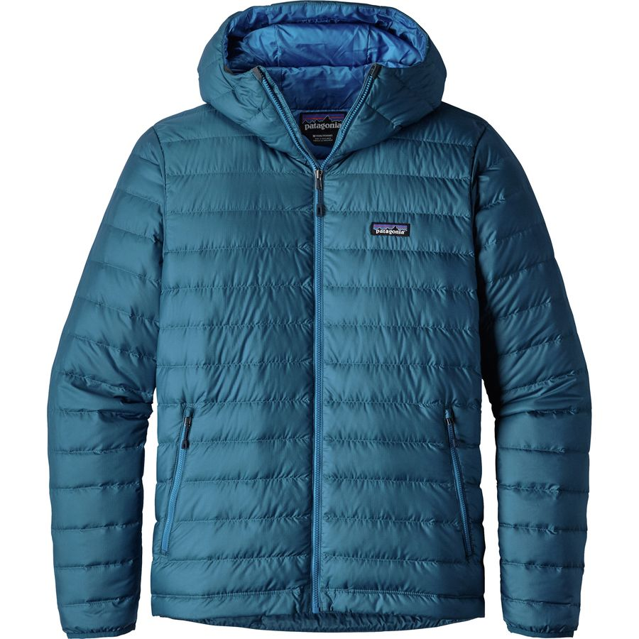 Patagonia Down Sweater Hooded Jacket - Men's - Up to 70% Off ...