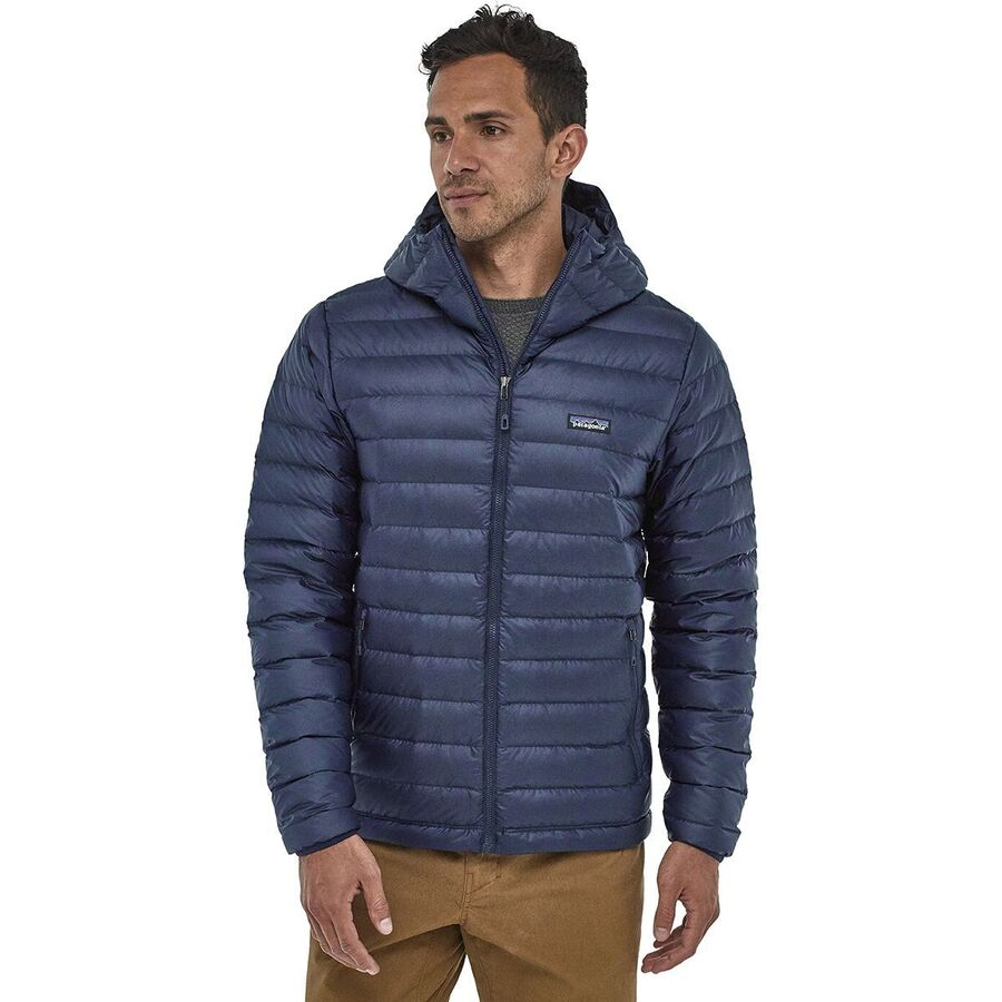 cef44dfbedb1f Patagonia Down Sweater Hooded Jacket - Men's | Backcountry.com