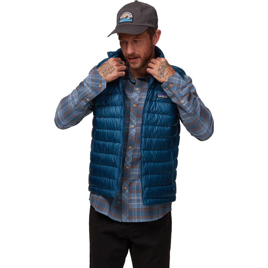 Patagonia Down Sweater Vest - Mens