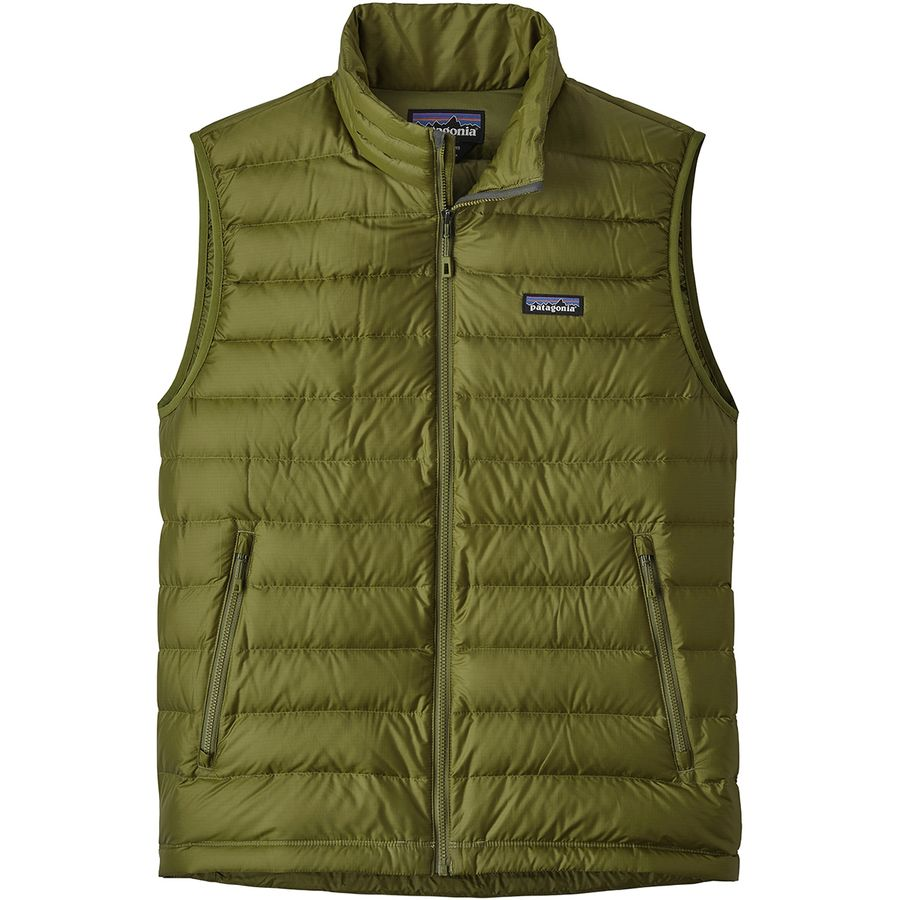 15119fd7cc Patagonia - Down Sweater Vest - Men s - Willow Herb Green