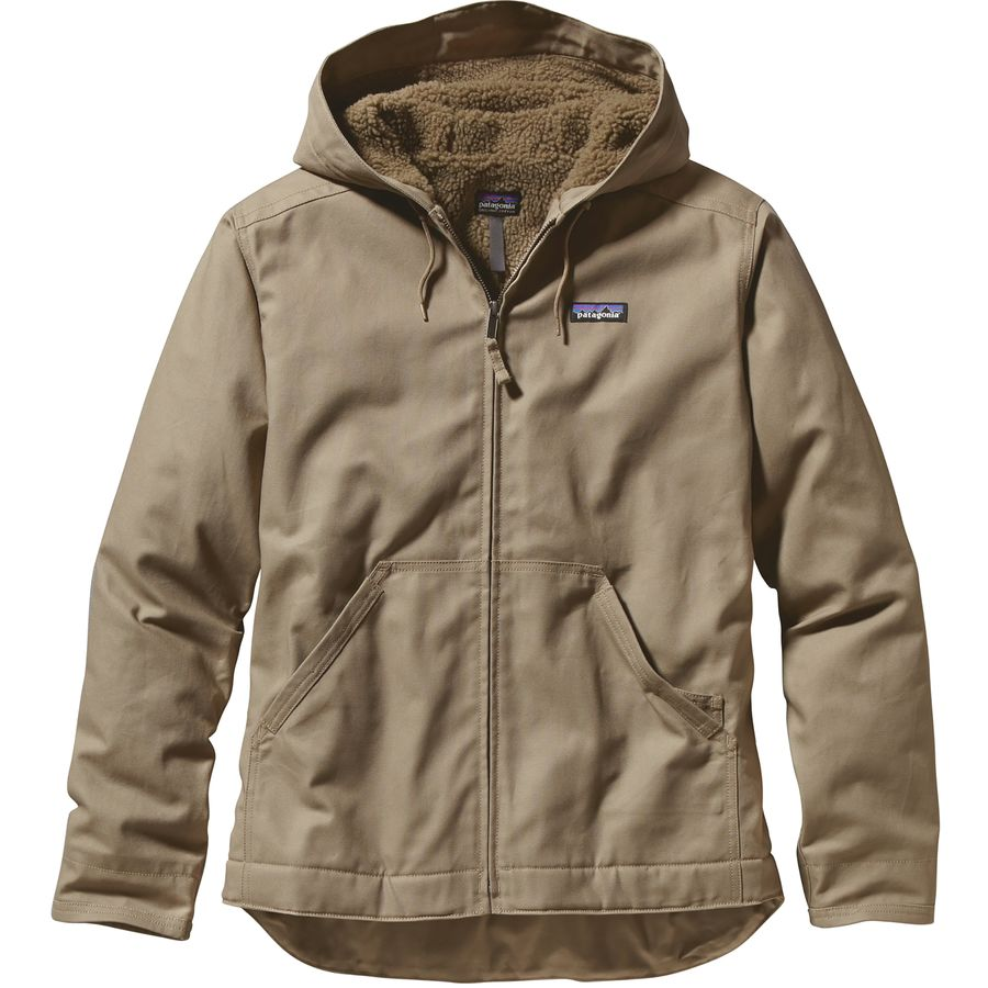 Patagonia Lined Canvas Full Zip Hoodie Men S