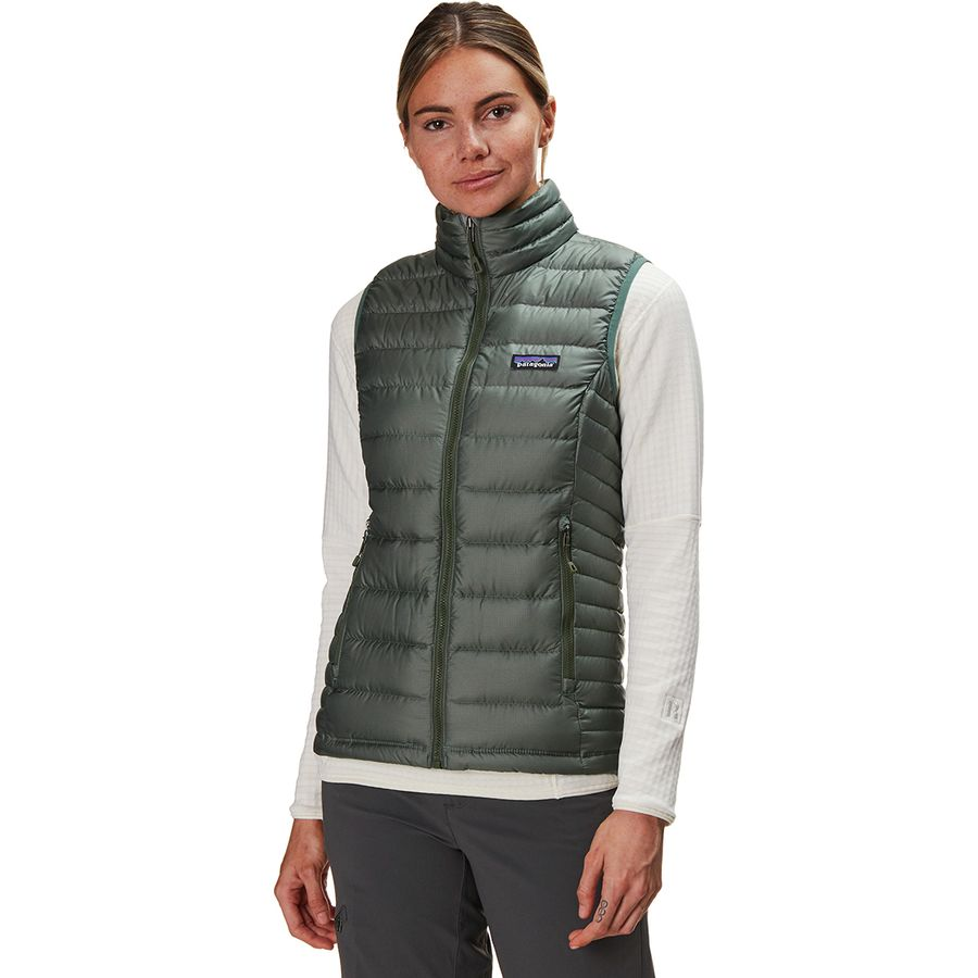 Patagonia Down Sweater Vest Womens Backcountrycom