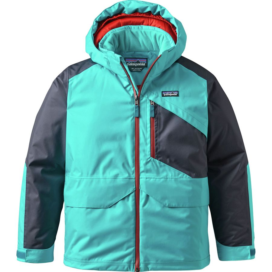Patagonia Snowshot Insulated Jacket Boys Backcountry Com