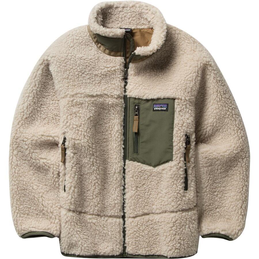 Patagonia Retro-X Fleece Jacket - Boys'   Backcountry.com