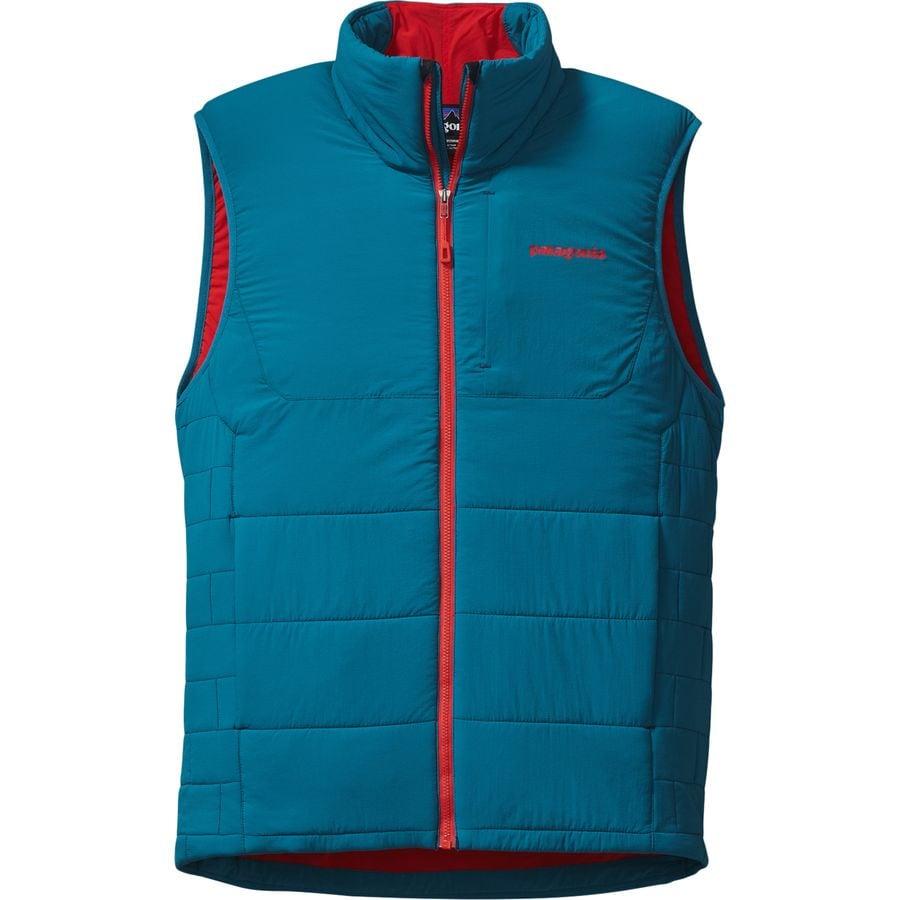 Patagonia Nano-Air Insulated Vest - Men's | Backcountry.com