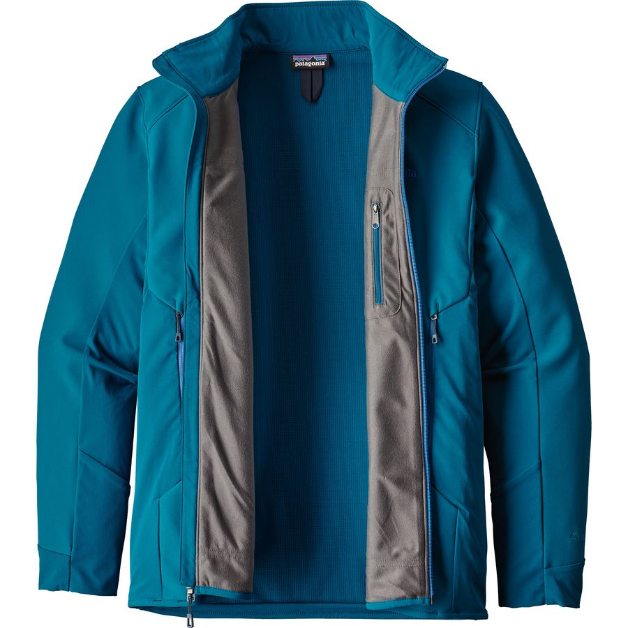 Patagonia Adze Hybrid Softshell Jacket Men S Steep Amp Cheap