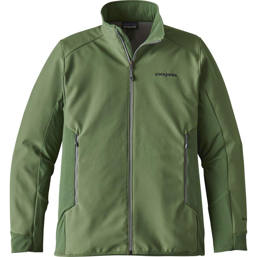 Patagonia Adze Hybrid Softshell Jacket Men S