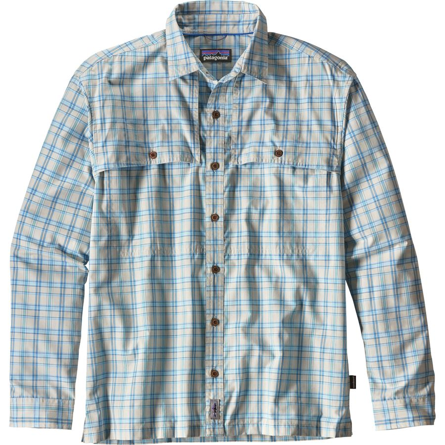 Patagonia Island Hopper II Long-Sleeve Shirt -  Mens