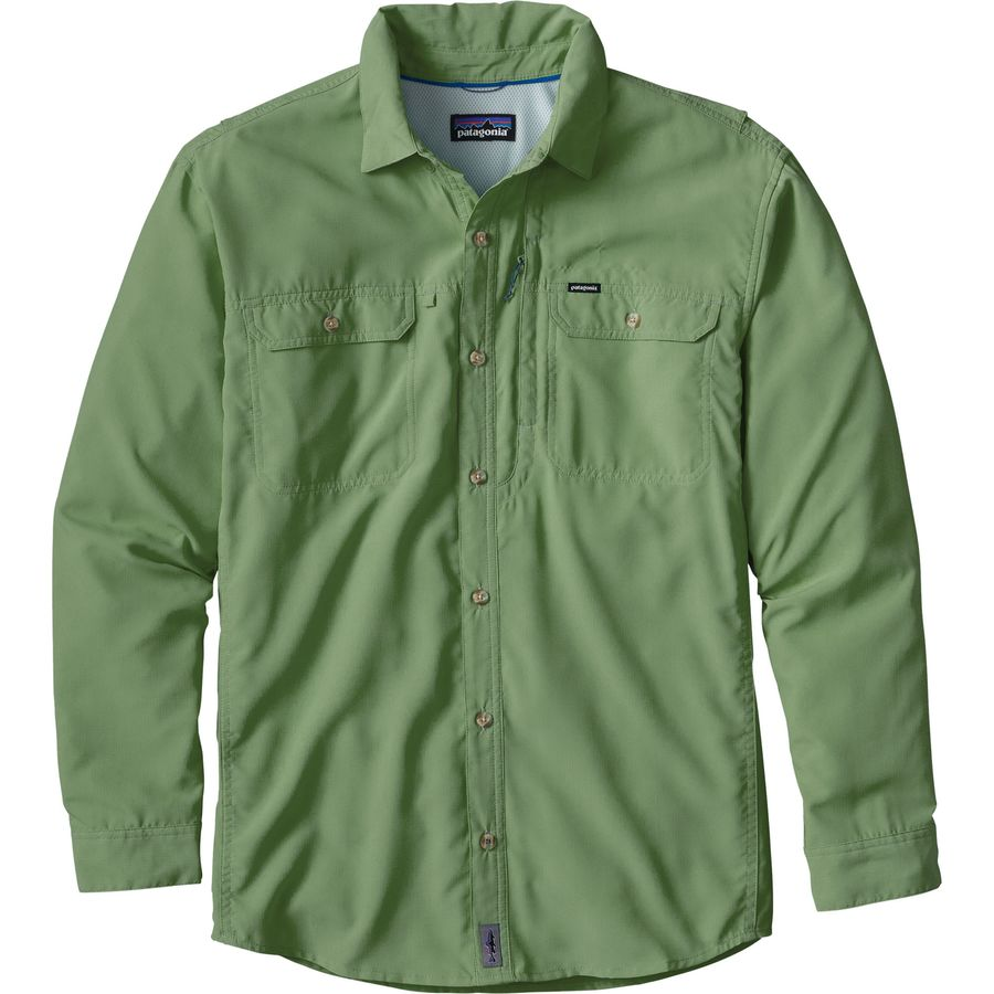 Patagonia Sol Patrol II  Long-Sleeve Shirt - Mens
