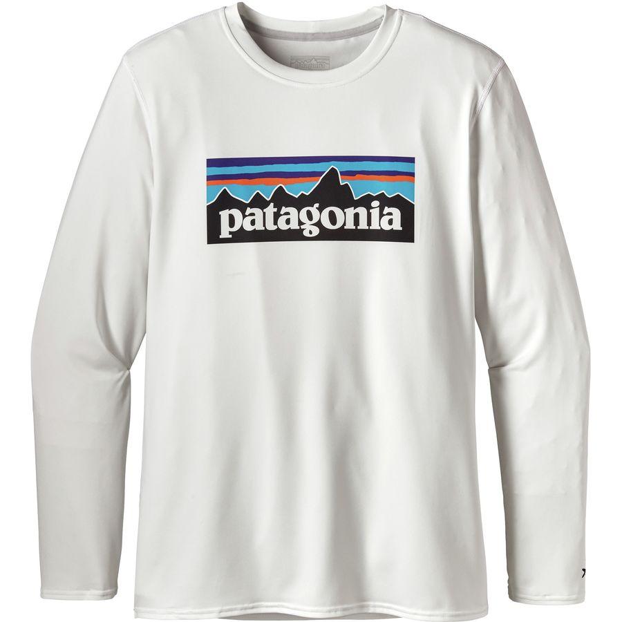 Patagonia R0 Sun Long-Sleeve T-Shirt - Men's | Backcountry.com