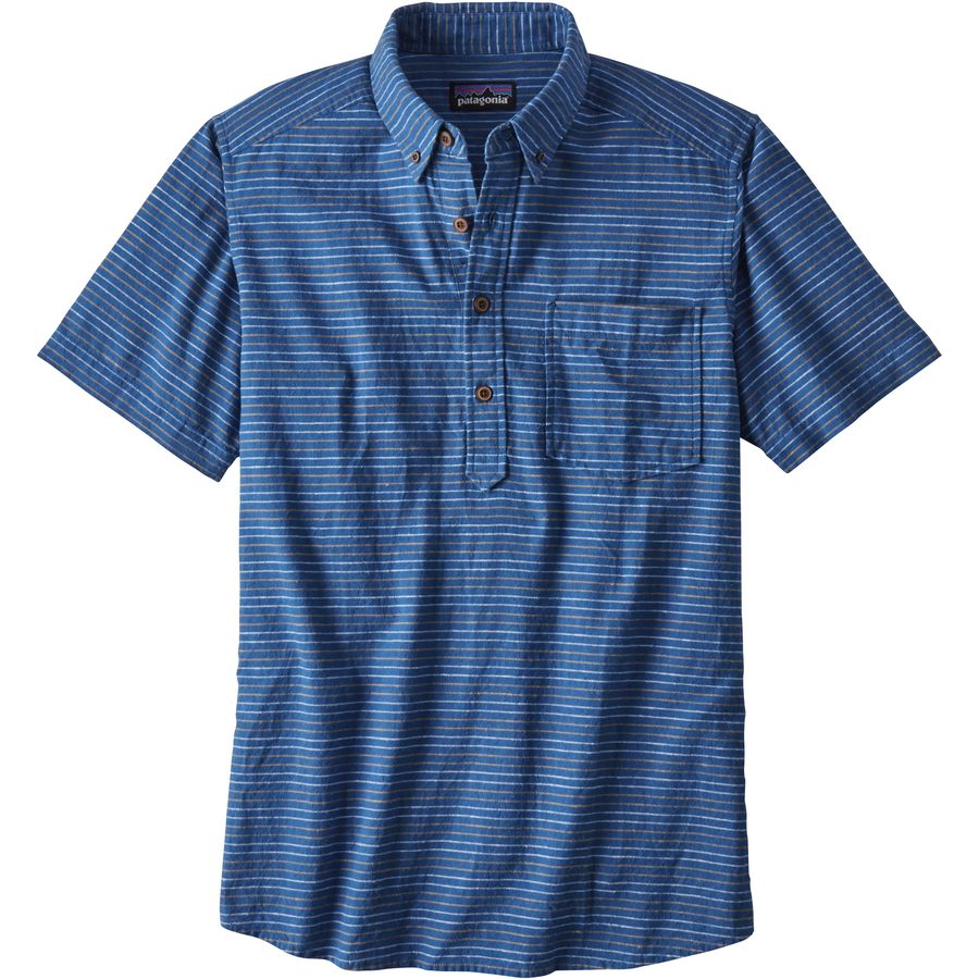 Patagonia Back Step Pullover Shirt - Mens