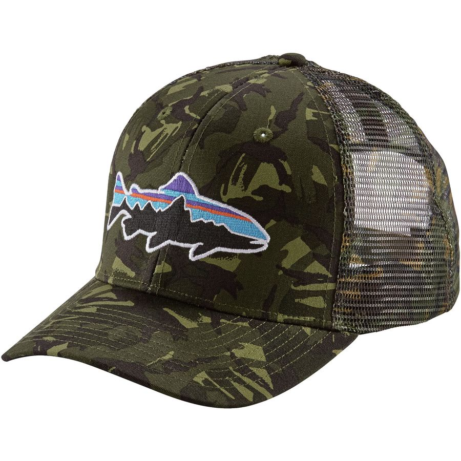 00dd41b6041 ... sweden patagonia fitz roy trout trucker hat backcountry 6721f ed433