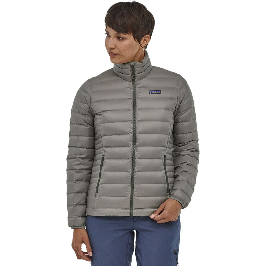 Patagonia down jacket women