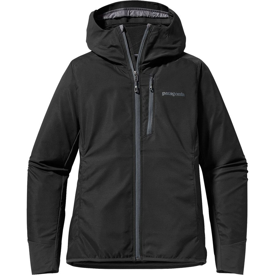 Patagonia Levitation Hooded Softshell Jacket - Womens