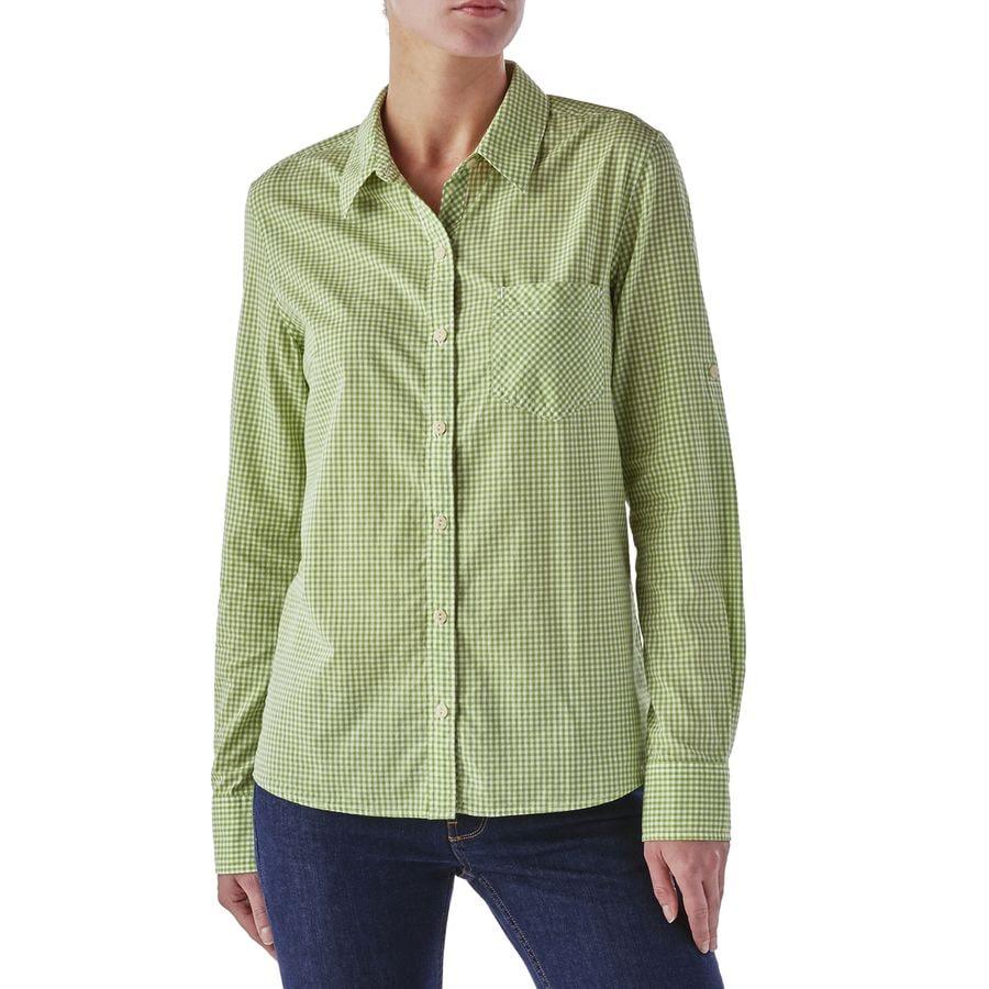 Patagonia Brookgreen Shirt - Long-Sleeve - Womens