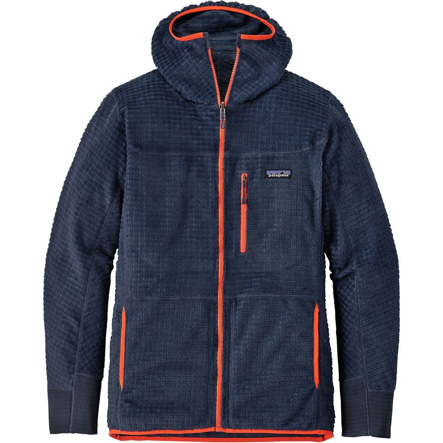 Patagonia R3 Hooded Fleece Jacket - Men's | Backcountry.com