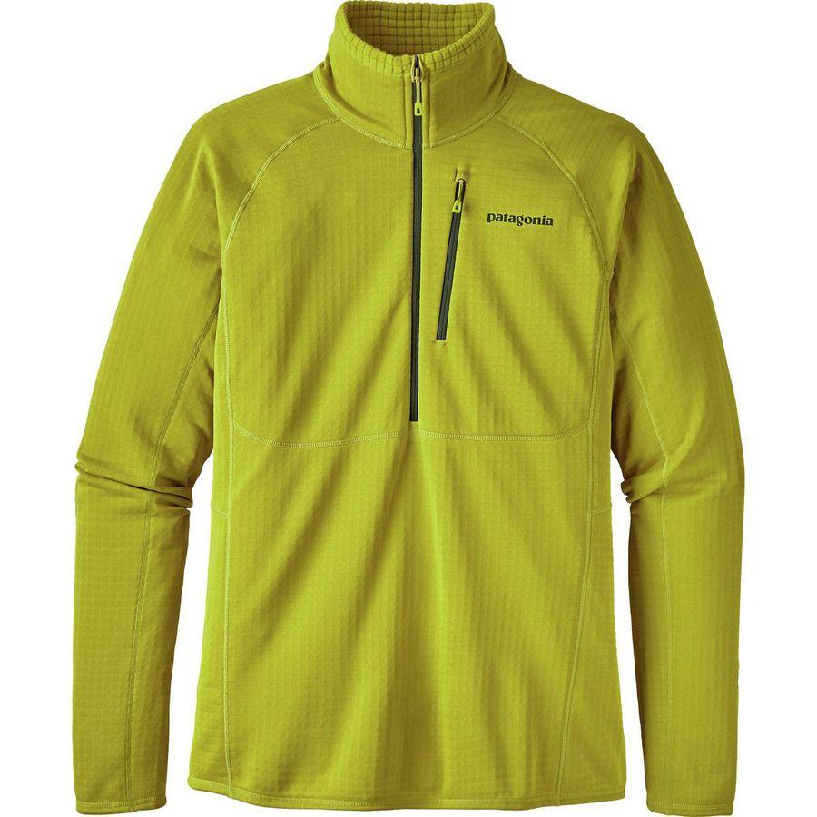 Patagonia R1 Fleece 1/2-Zip Pullover - Mens
