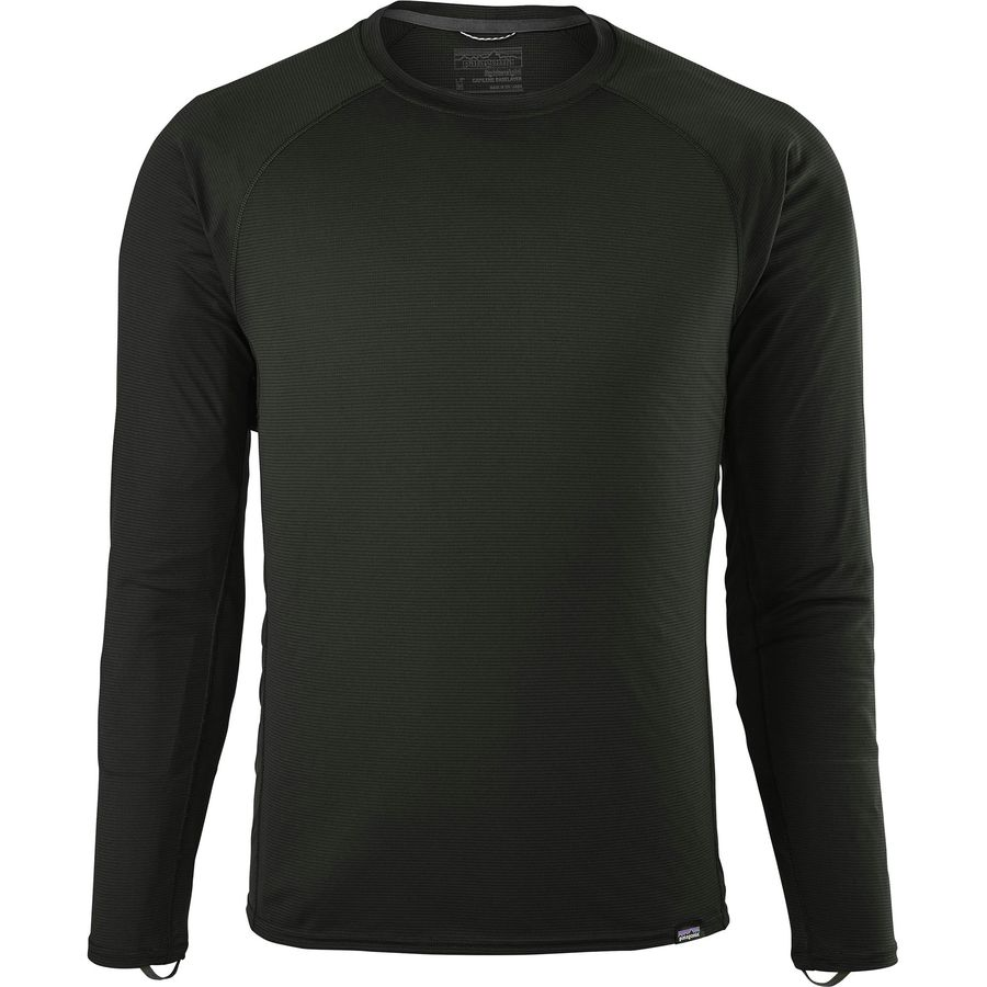 Patagonia Capilene Lightweight Crew Long-Sleeve Shirt - Men's ...
