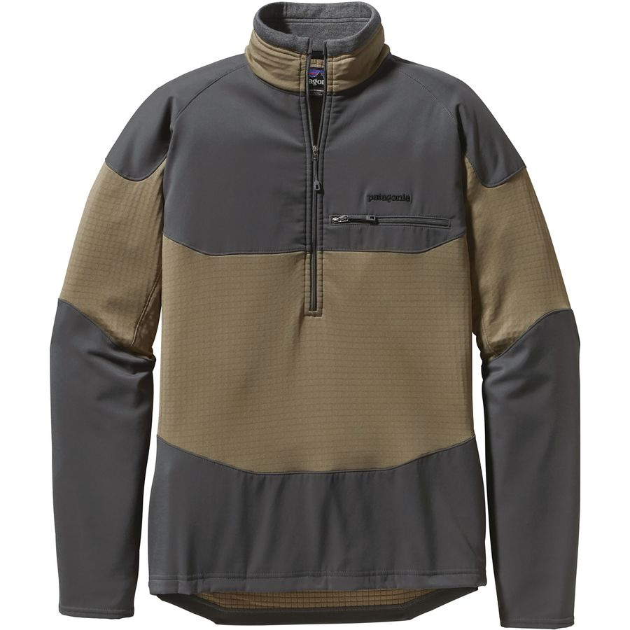 Patagonia R1 Field Fleece Pullover - 1/4-Zip - Men's | Backcountry.com