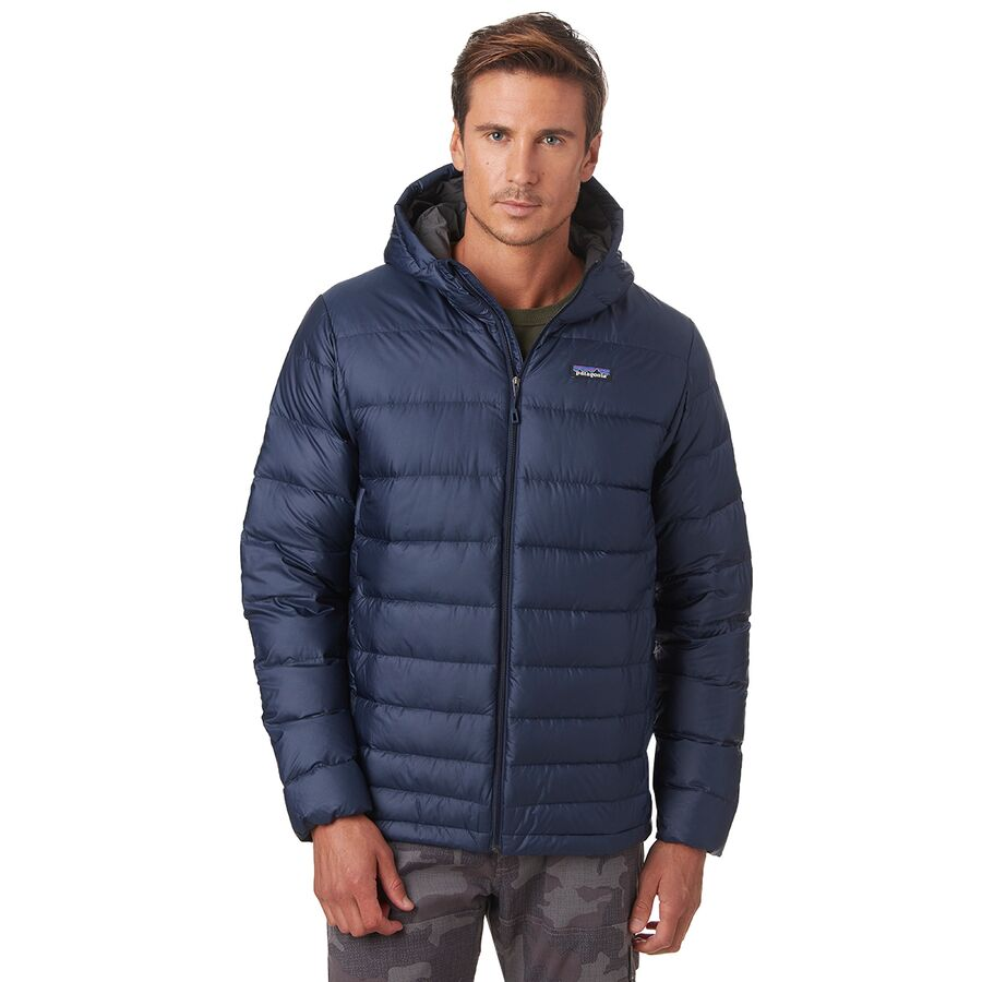 Patagonia Hi-Loft Hooded Down Jacket - Mens
