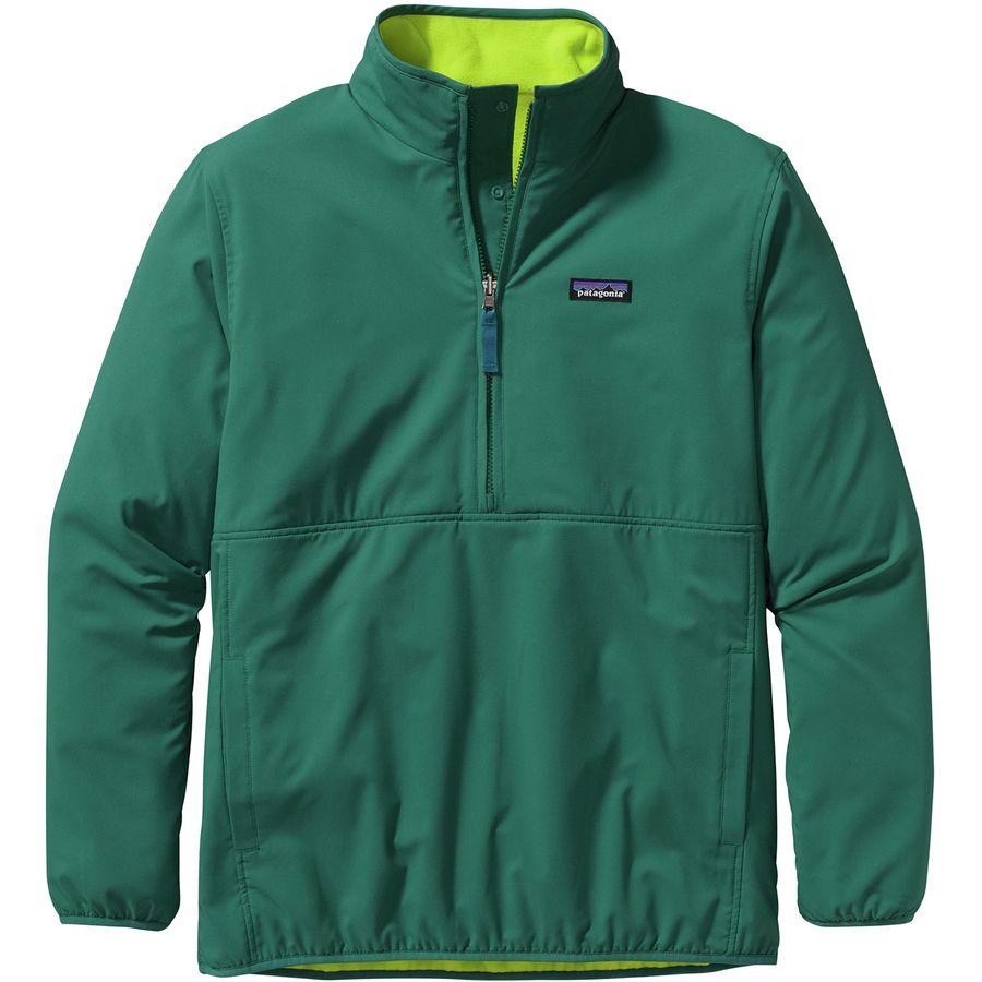 Patagonia Reversible Snap T Glissade Fleece Pullover Men