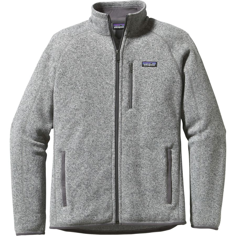 Patagonia better sweater fleece jacket men 39 s for Patagonia men s recycled down shirt jacket