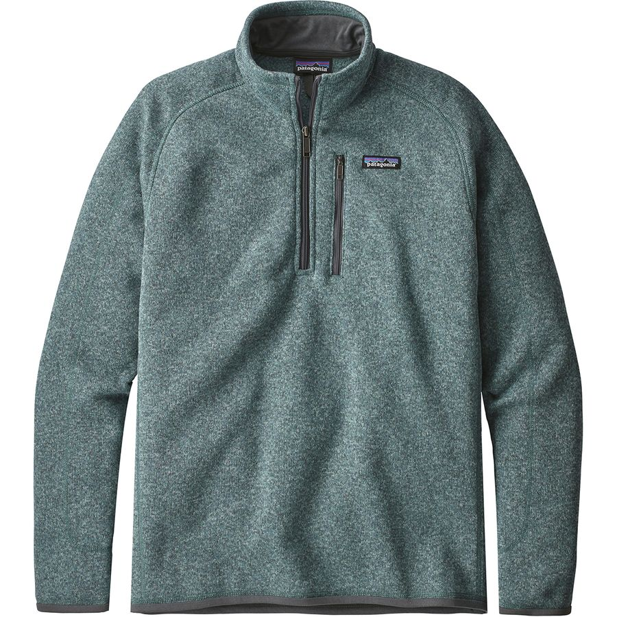 Patagonia Better Sweater 14 Zip Mens Backcountrycom