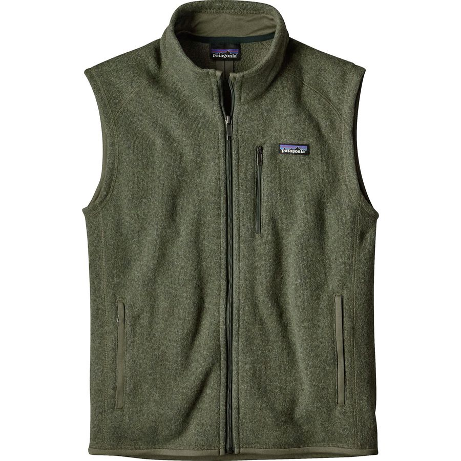 Patagonia Better Sweater Fleece Vest - Men's | Backcountry.com