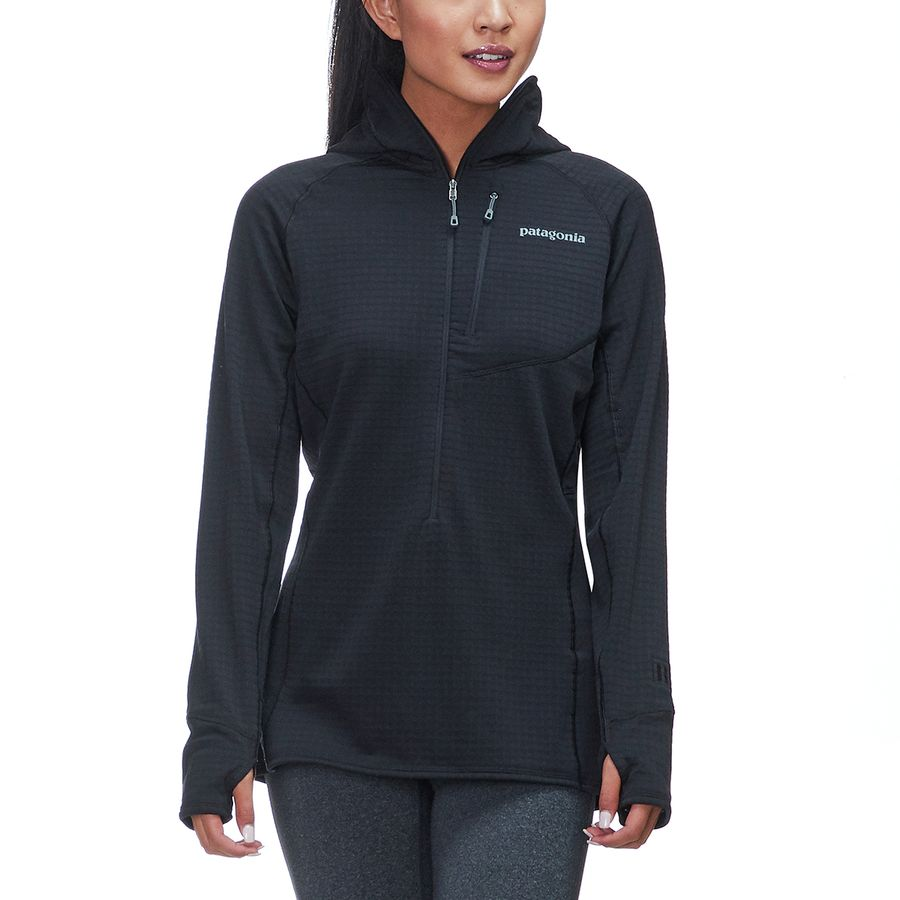Patagonia R1 Fleece Hooded Pullover - Women's | Backcountry.com