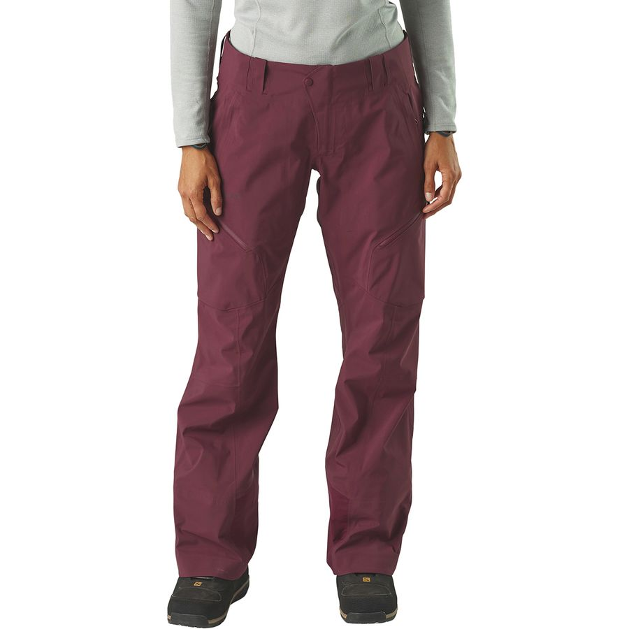 Patagonia - Untracked Pant - Women s - Dark Currant 0ad5cd0aa