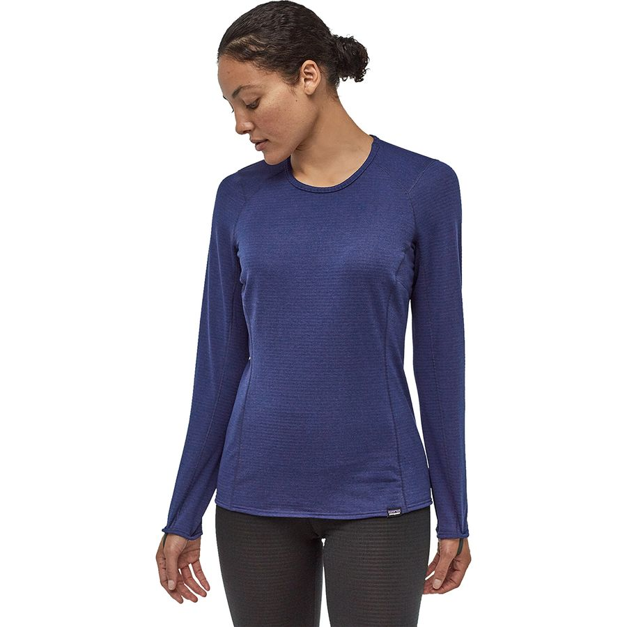 426ddafe7 Patagonia Capilene Thermal Weight Crew Top - Women's
