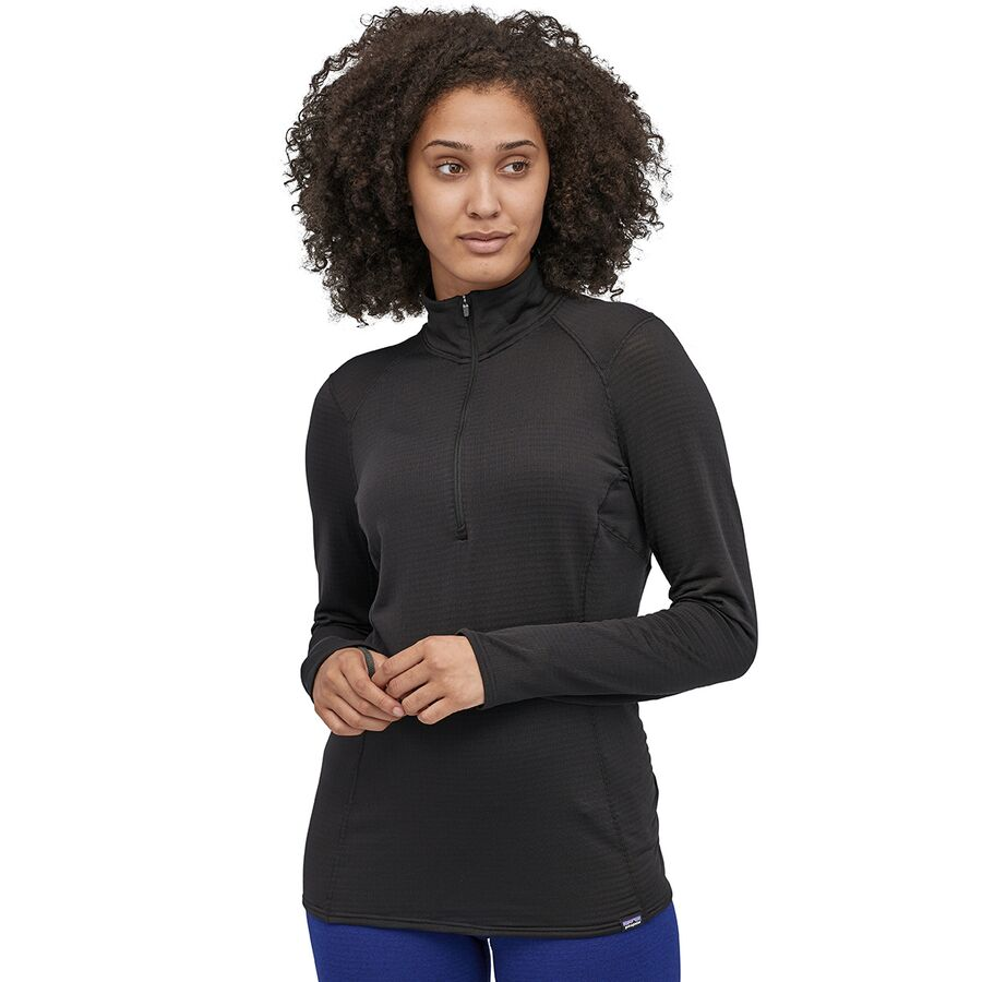 bc6a9f0c3 Patagonia Capilene Thermal Weight Zip-Neck Top - Women's
