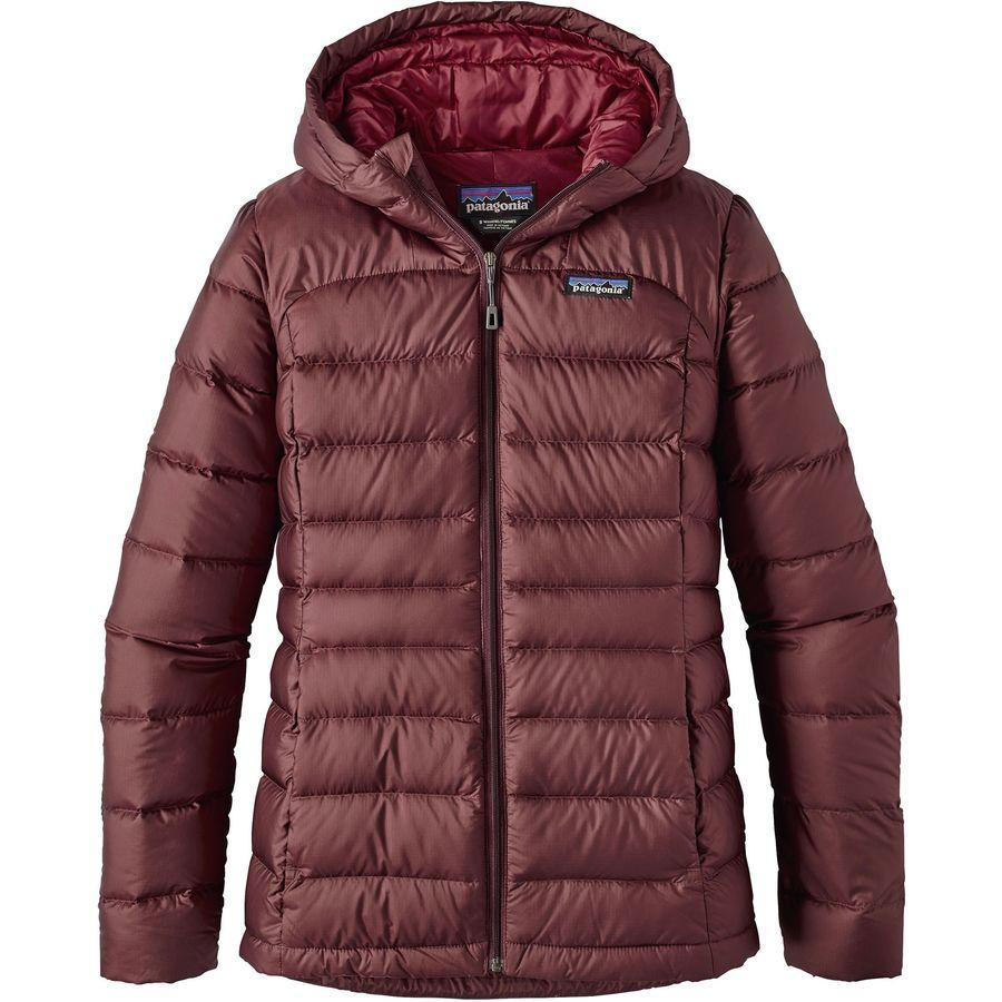Patagonia Hi Loft Hooded Down Sweater Women S