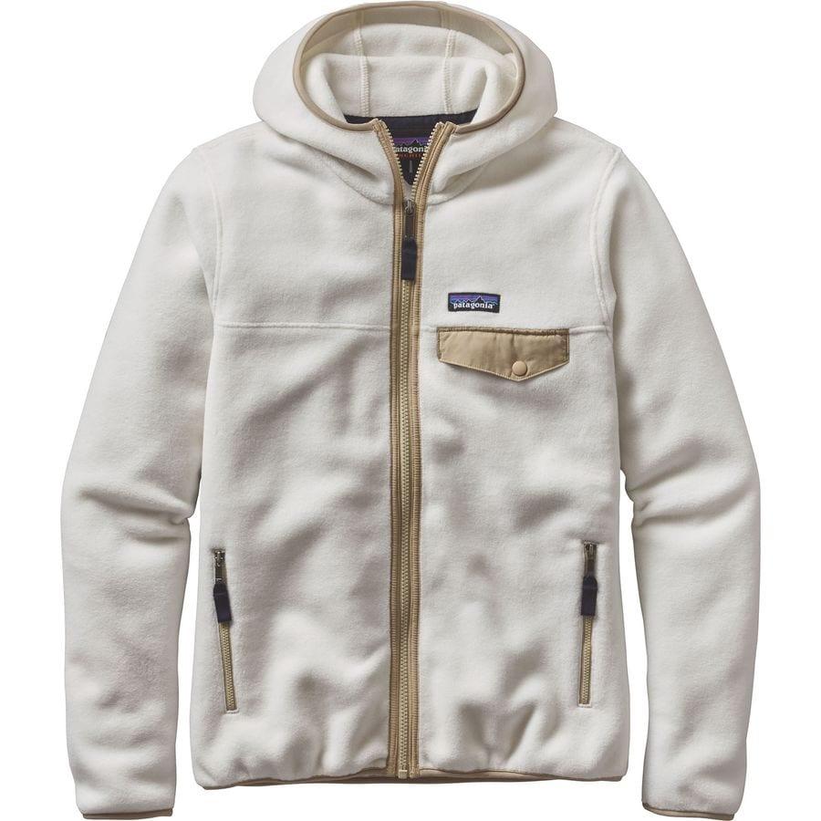 Patagonia Lightweight Snap-T Fleece Hooded Jacket - Women's ...