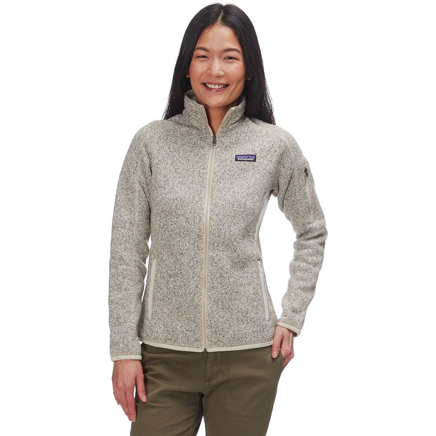 Patagonia womens sweater jacket