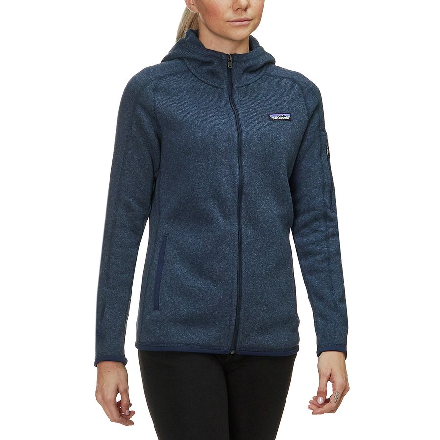Patagonia Better Sweater Full-Zip Hooded Jacket - Women's ...