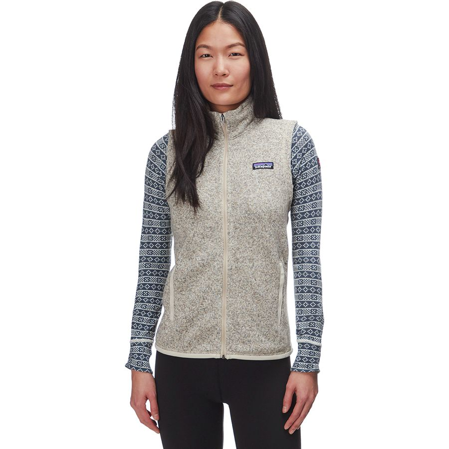 Patagonia Better Sweater Fleece Vest - Women's | Backcountry.com