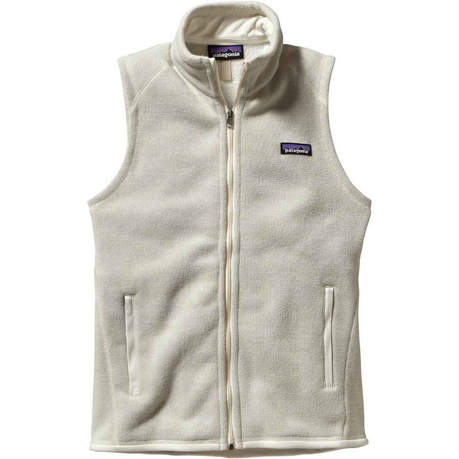 Patagonia Better Sweater Fleece Vest Women S