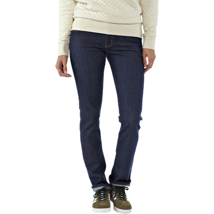 Patagonia Straight Denim Pant - Womens