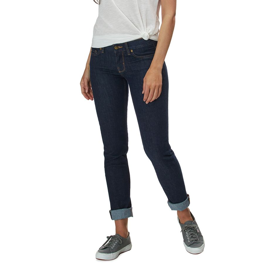 Patagonia Slim Denim Pant - Women's | Backcountry.com