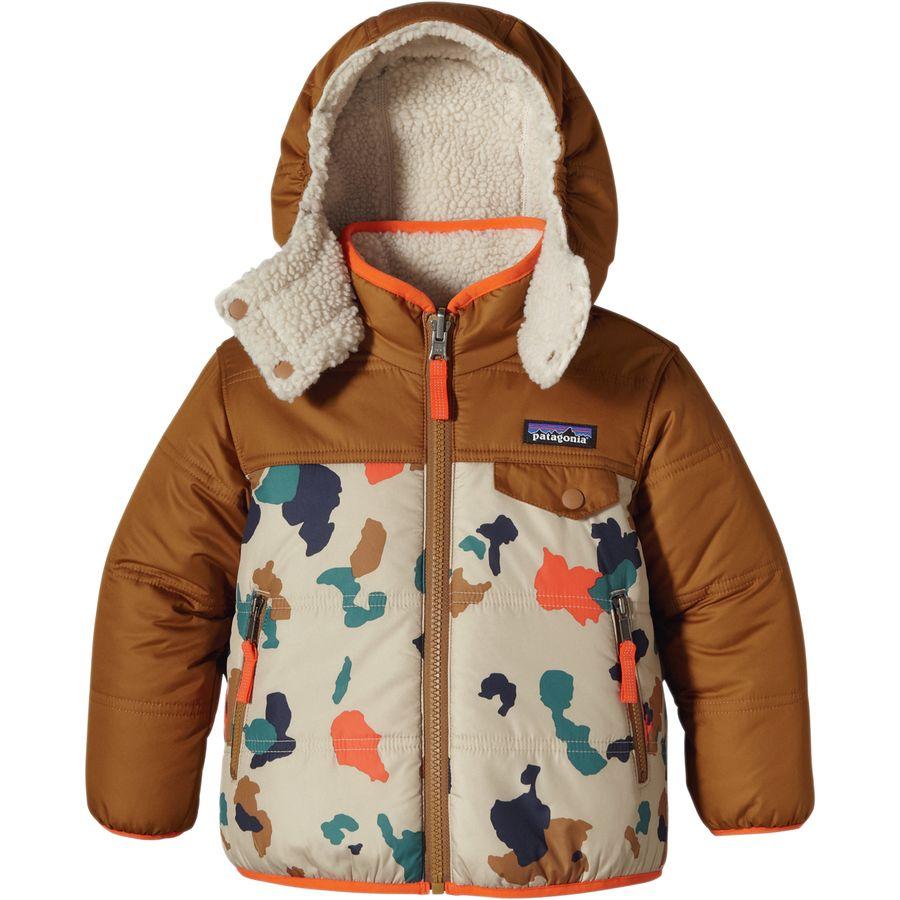 Patagonia Reversible Tribbles Hooded Jacket Toddler Boys