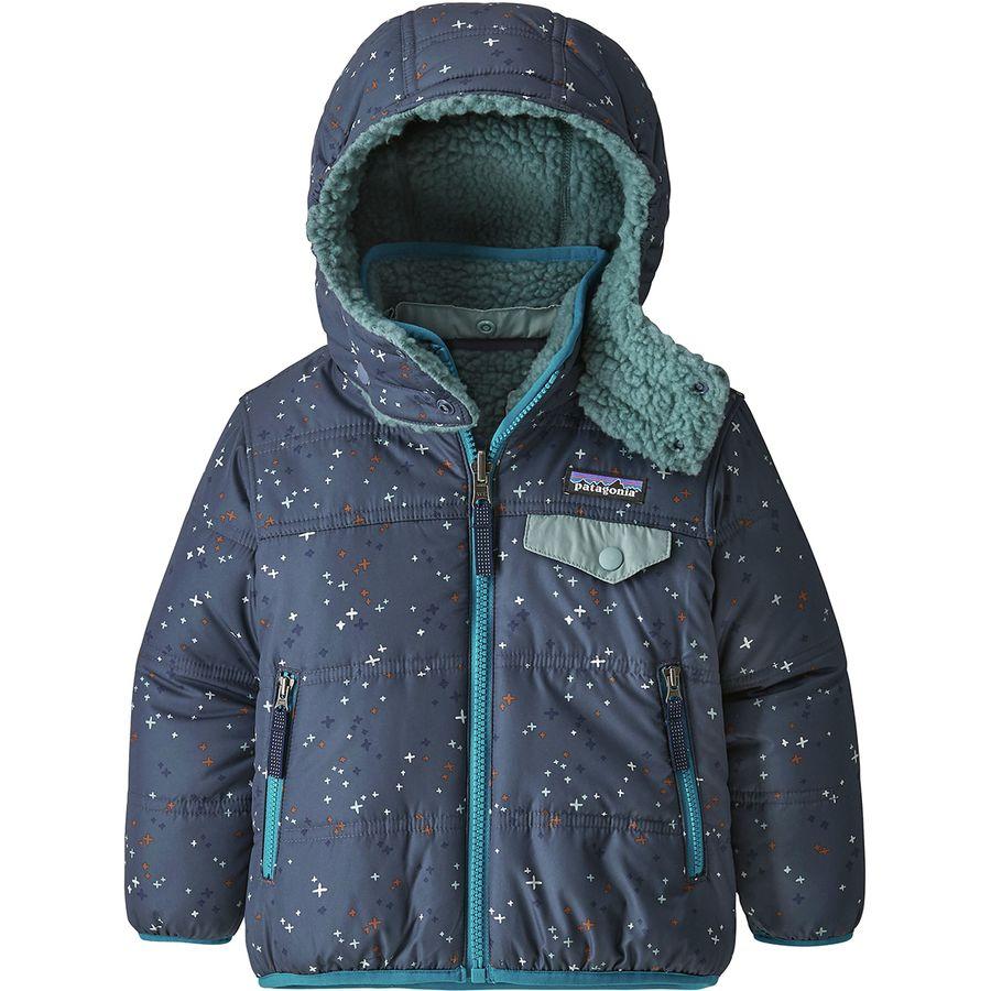 e55e53108 Patagonia Reversible Tribbles Hooded Jacket - Toddler Boys ...